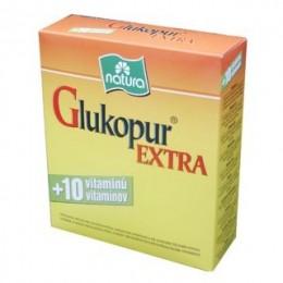 Glukopur extra vitaminy 500g - hroznový cukr