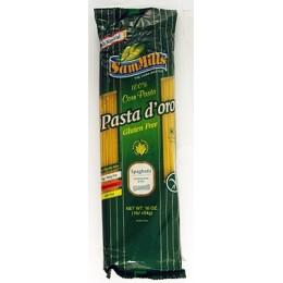 Kukuřičné těstoviny - Spaghetti 500g bezlepkové SamMills