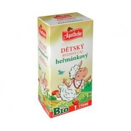 Dětský čaj heřmánkový BIO APOTHEKE