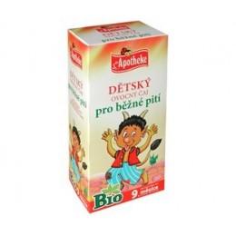 Dětský čaj ovocný BIO APOTHEKE