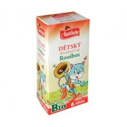 Dětský čaj Rooibos BIO APOTHEKE