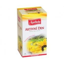 Čaj aktivní den APOTHEKE