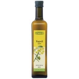 Řepkový olej za studena lisovaný 500ml BIO RAPUNZEL