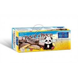 CHOCO-CHOCO piškoty v polevě bezlepkové 200g BEZGLUTEN
