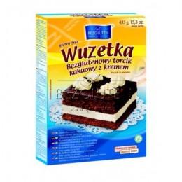 WUZETKA směs na dort s krémem bezlepková 435g BEZGLUTEN