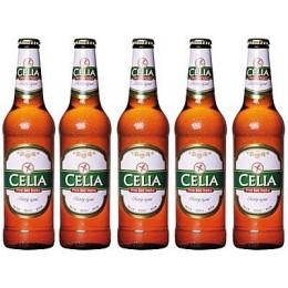 Bezlepkové pivo CELIA 0,5L