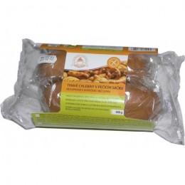 Tmavé chlebíky v pečícím sáčku BEZ LEPKU k dopečení 300