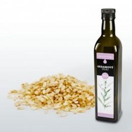 Sezamový olej 500ml BIO Health Link