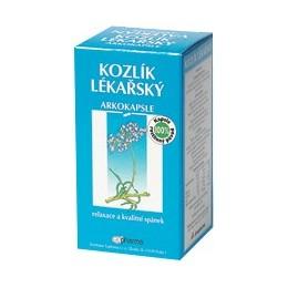 Arkokapsle Kozlík lékařský cps.45