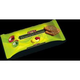 Pravé® hořické sušenky nízkoglykemické jablečné s vlák