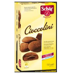 Cioccolini 150g Schar bez lepku