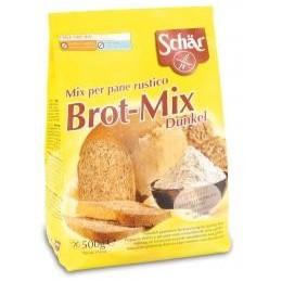 Brot-Mix dunkel 1kg Schar