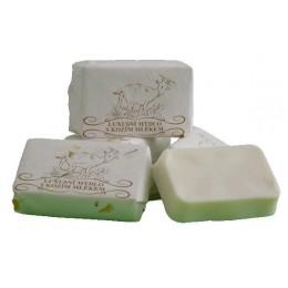 Luxusní mýdlo s kozím mlékem a pravou vanilkou 200g