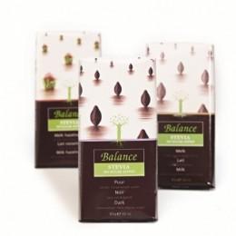 Balance hořká čokoláda se stévií, bez cukru 85 g
