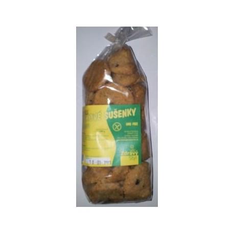 Bezlepkové sušenky s čokoládou 180g Michalík