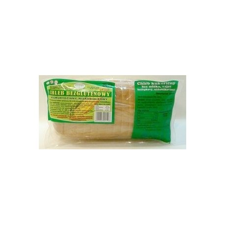 Bezlepkový chléb kukuřičný Glutenex