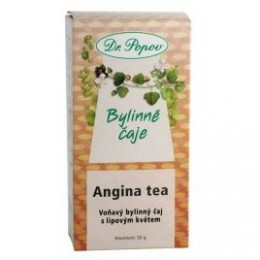 Čaj Angina tea 50g Dr.Popov