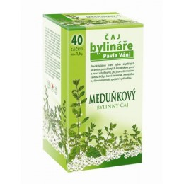 Čaj Váňa Meduňkový 40x1.6g