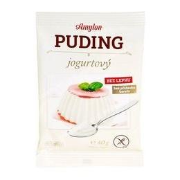 Puding jogurtový bezlepkový 40g AMYLON