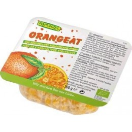 Kandovaná pomerančová kůra 100 g bez cukru BIO RAPUNZEL