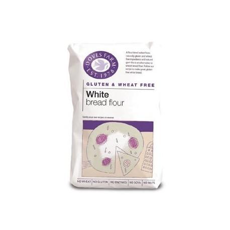 Chlebová směs bílá bez lepku 1kg DOVES FARM