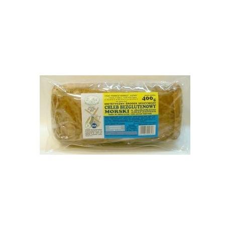 Bezlepkový chléb mořský Glutenex