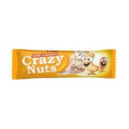 Crazy Nuts – Kešu & Mandle 30g