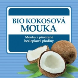 Bio Kokosová mouka 250g ADVENI