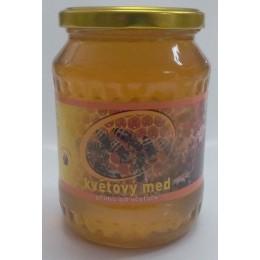 Med květový 1kg Pešek