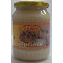 Med květový pastový 1kg Pešek