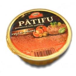 Patifu rajče-olivy 100g ALU