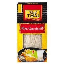 Rýžové nudle - Vermicelli 375g RealThai