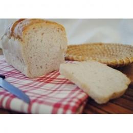 Liškův bezlepkový chléb bílý s pohankou 400g