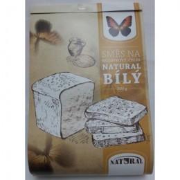 Směs na bílý bezlepkový chléb 500g NATURAL