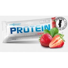 Protein Bar - Jahodová 60g Maxsport