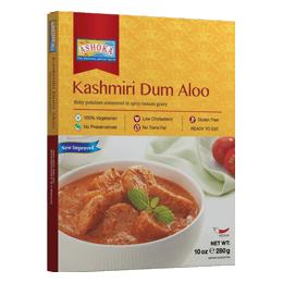 Bramborové karí (Kashmiri Dum Aloo) 280g ASHOKA