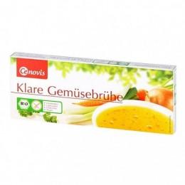 Bujon zeleninový kostky bezlepkový 126 g BIO CENOVIS