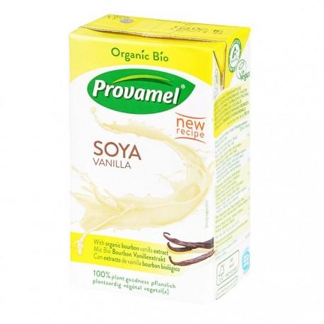 Vanilkový sójový nápoj mini Provamel