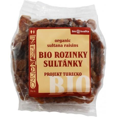 Rozinky – sultánky 150g Bio BIONEBIO
