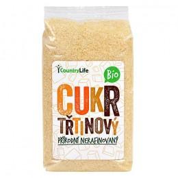 Cukr třtinový 500 g BIO CL
