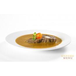 Milánská hovězí pečeně 1 porce Expres Menu