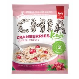 CHIA KAŠE cranberries a kešu oříšky 65 g SEMIX