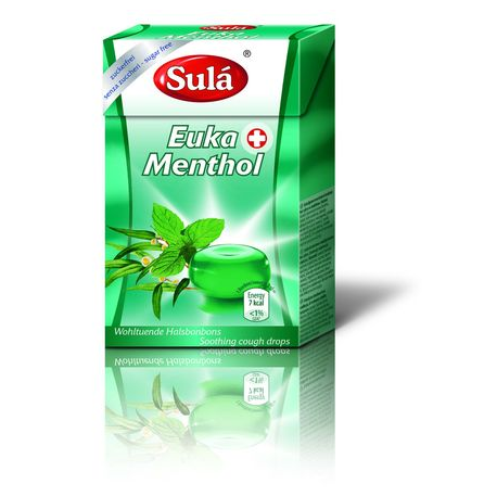 Sula - eukalyptus 44g bez cukru