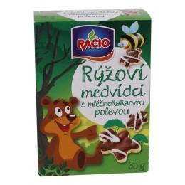 Rýžoví medvídci 35g RACIO