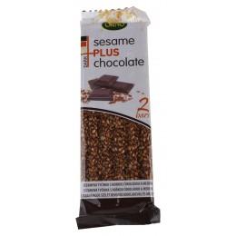 Sesame + Chocolate 45g – sezam a čokoláda plátky