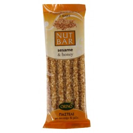 Sesame + Honey bar 45g - sezam a med plátky
