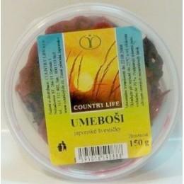 Umeboshi - japonské švestičky 150g CL