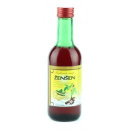 Ženšen sirup 250 ml Klášterní Officína