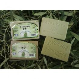 Olivové mýdlo s Aloe Vera