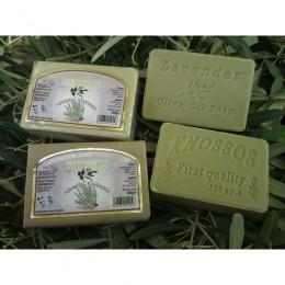 Olivové mýdlo s levandulí